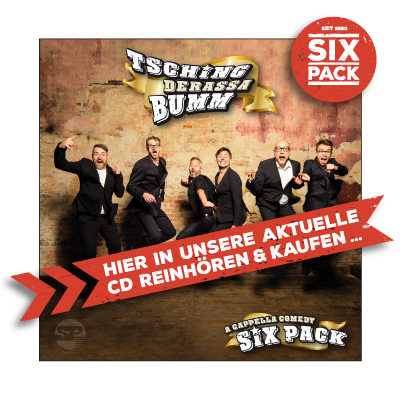 Six Pack - Die A Cappella Comedy Show