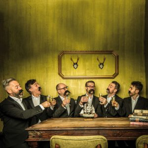 Six Pack - Die A Cappella Comedy Show aus Bayreuth